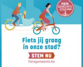 Stem Roeselare Fietsstad 2020