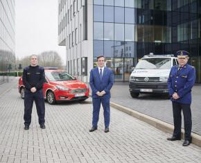 brandweercommandant, burgemeester en korpschef