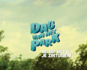 affiche dag van het park